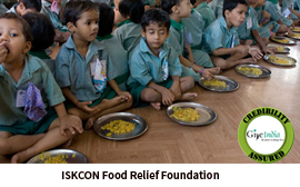 GIVE INDIA MID DAY MEAL E-GIFT VOUCHER