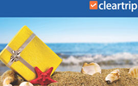 Cleartrip Flights and Hotels