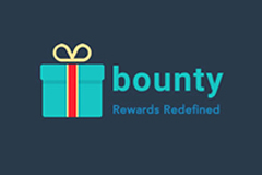 Bounty - rewards redefined